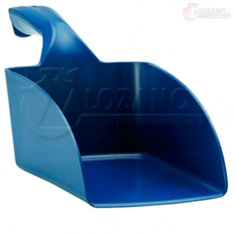 Cuchara 2 litros metal detectable