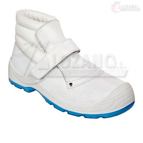 Botas de Seguridad Panter Fragua Velcro Totale