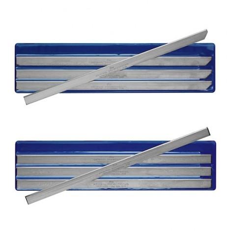 Cuchillas para descortezadoras / desveladora ancho 22 mm. grueso 0,7 mm.