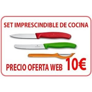 Set de Cocina Victorinox