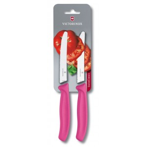 Blíster 2 piezas cuchillo sierra swiss classic