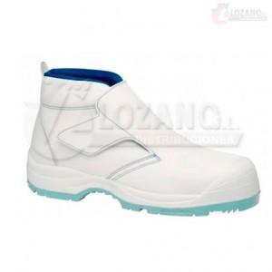 Botas Blancas de seguridad Kira S2