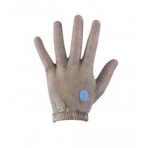 Guante anticorte chainexpert 5 dedos cierre muelle inox.