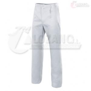 Pantalón estándar con pinzas