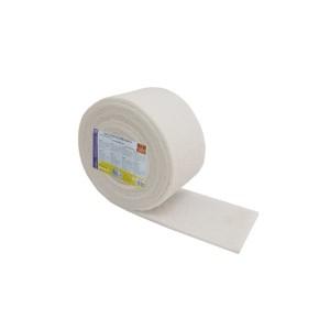 Rollos de fibra blanca estándar 6000x150 mm.